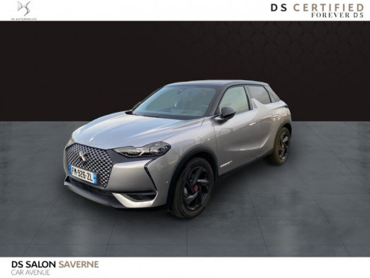 Used DS DS 3 Crossback E-Tense Performance Line + 2020 Gris Platinium (M) € 40,500 in Saverne