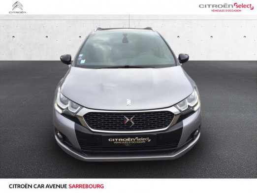 Used DS DS 4 Crossback PureTech 130 Executive S&S 2016 Gris € 14,500 in Sarrebourg