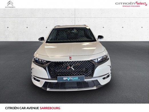 Used DS DS 7 Crossback BlueHDi 180ch Performance Line + Automatique 128g 2019 Blanc Banquise (O) € 37,990 in Sarrebourg