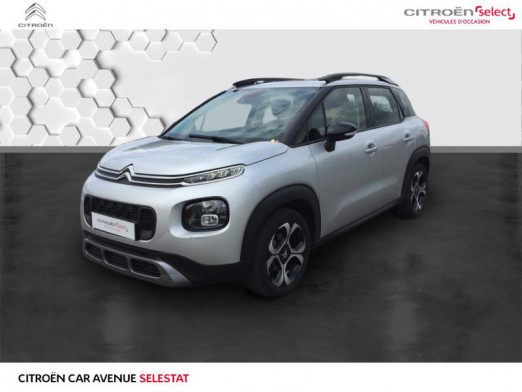 Used CITROEN C3 Aircross ess 110 toit panoramique Shine gps 2019 Cosmic Silver (M) € 17,490 in Sélestat
