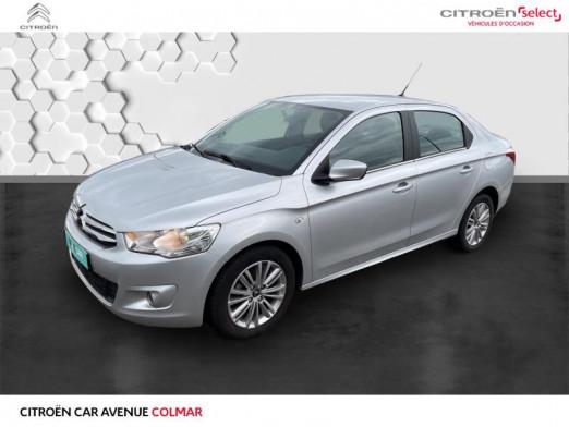Used CITROEN C-Elysée BlueHDi 100ch Confort 2017 Gris Aluminium (M) € 9,990 in Sélestat