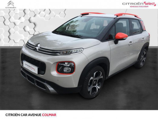 Occasion CITROEN C3 Aircross BlueHDi 100ch S&S Shine E6.d-TEMP 2019 Sable (N) 18 990 € à Colmar