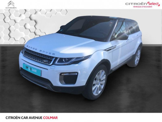 Occasion LAND-ROVER Evoque 2.0 TD4 150 SE Dynamic BVA Mark IV 2016 Blanc Yulong 32 990 € à Colmar