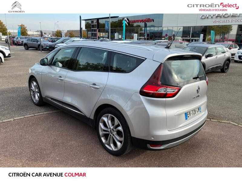 Occasion RENAULT Grand Scenic 1.6 dCi 130 7p Energy Business 2018 Blanc 16990 € à Colmar