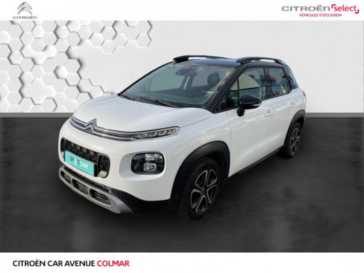 Occasion CITROEN C3 Aircross BlueHDi 100ch Feel 2018 Theme bleu 13 990 € à Colmar