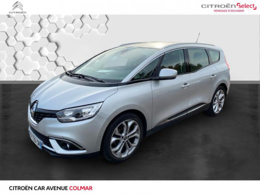 Occasion RENAULT Grand Scenic 1.6 dCi 130 7p Energy Business 2018 Blanc 15990 € à Colmar