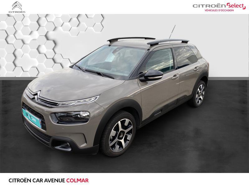 Occasion CITROEN C4 Cactus essence 110 gps Shine 2019 Olive Brown (O) 15490 € à Colmar