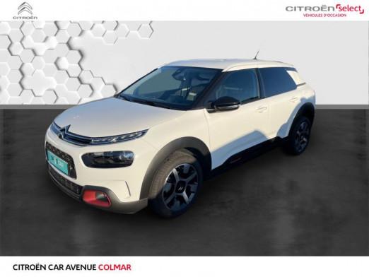 Occasion CITROEN C4 Cactus essence 110  gps Shine 2020 Blanc Banquise (O) 16990 € à Colmar