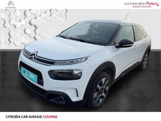 Occasion CITROEN C4 Cactus essence 110 gps Shine 2020 Blanc Perle Nacré (N) 16990 € à Colmar