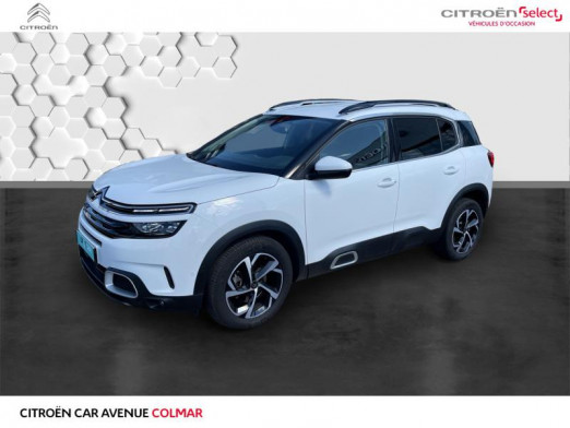 Used CITROEN C5 Aircross BlueHDi 130ch S&S Shine EAT8 2019 Blanc Banquise € 29,990 in Colmar