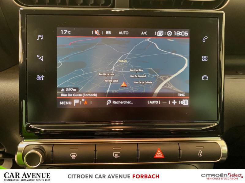 Occasion CITROEN C3 Aircross PureTech 110ch S&S Shine E6.d-TEMP 2020 Cosmic Silver (M) 17497 € à Longeville-lès-Saint-Avold