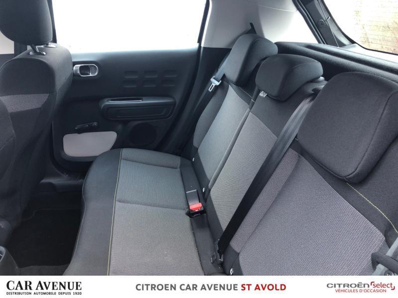 Occasion CITROEN C3 PureTech 82ch Graphic S&S E6.d 2019 Gris Platinium - Noir Onyx 12997 € à Longeville-lès-Saint-Avold