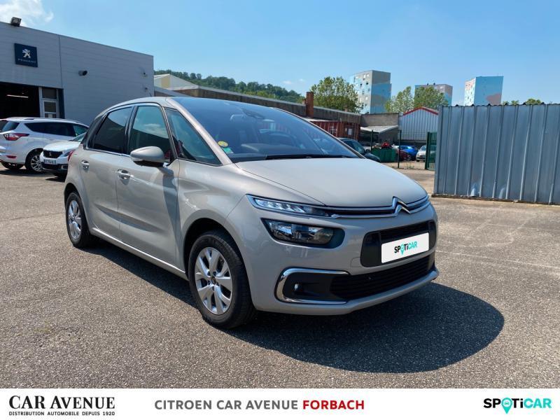 Occasion CITROEN C4 SpaceTourer BlueHDi 130ch S&S Feel EAT8 E6.d-TEMP 2019 Sable (nacré) 22497 € à Longeville-lès-Saint-Avold