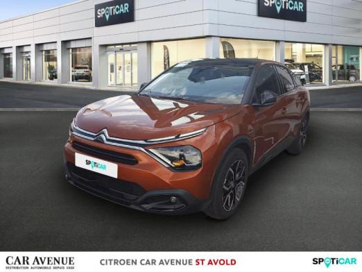 Occasion CITROEN C4 Moteur électrique 136ch (100 kW) Shine Pack Automatique 2021 Brun Caramel (N) 39479 € à Longeville-lès-Saint-Avold