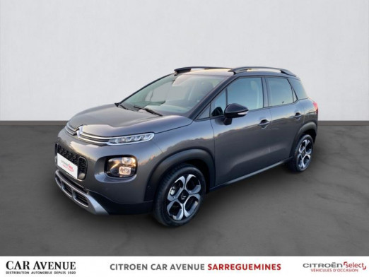 Used CITROEN C3 Aircross BlueHDi 100ch S&S Shine E6.d-TEMP 2020 Rouge € 18,990 in Sarreguemines