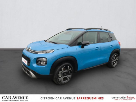 Used CITROEN C3 Aircross PureTech 110ch S&S Shine E6.d 6cv 2020 Rouge € 19,990 in Sarreguemines