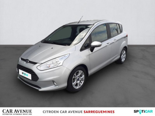 Occasion FORD B-MAX 1.0 SCTi 100ch EcoBoost Stop&Start Edition 2017 Gris Magnetic 10990 € à Sarreguemines