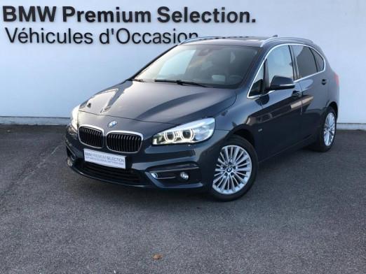 Occasion BMW Série 2 ActiveTourer 216dA 116ch Luxury 2017 Atlanticgrau 23990 € à Metz