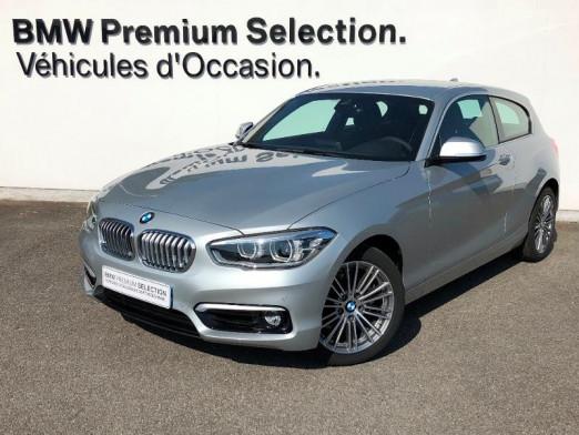 Occasion BMW Série 1 118dA 150ch UrbanChic 5p Euro6c 2019 Glaciersilber metallisee 29900 € à Metz