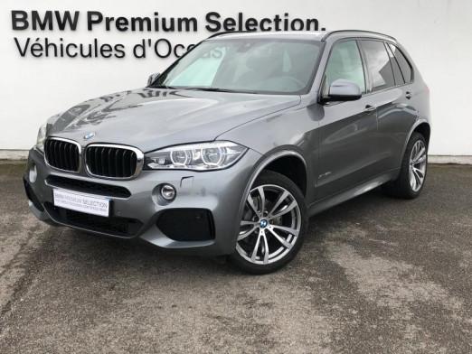 Occasion BMW X5 xDrive30dA 258ch M Sport 2017 Spacegrau 44490 € à Metz