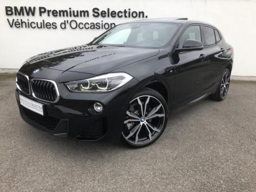 Occasion BMW X2 xDrive20dA 190ch M Sport Euro6d-T 2020 Saphirschwarz metallisee 52600 € à Metz