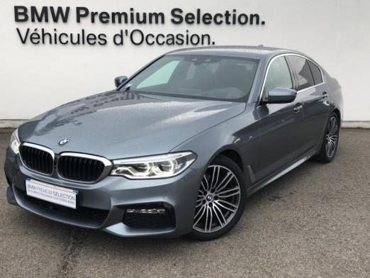 Occasion BMW Série 5 520dA 190ch M Sport Steptronic 2017 Bluestone 34990 € à Metz