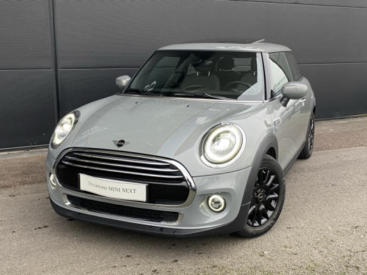 Occasion MINI Mini Cooper 136ch  Edition Greenwich BVA7 2020 Moonwalk Grey 26 990 € à Metz