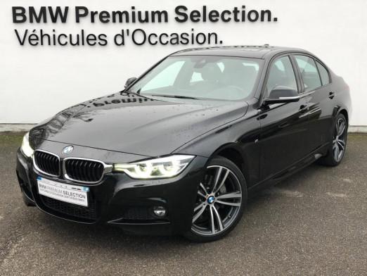 Occasion BMW Série 3 330dA xDrive 258ch M Sport 2017 Saphirschwarz 31990 € à Metz