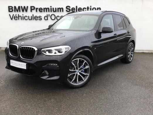 Occasion BMW X3 xDrive30dA 265ch  M Sport 2020 Saphirschwarz 73900 € à Metz