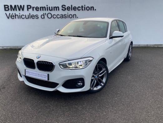 Occasion BMW Série 1 116dA 116ch M Sport 5p 2017 Blanc 24490 € à Metz