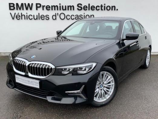 Occasion BMW Série 3 320iA 184ch Luxury 2020 Saphirschwarz 45000 € à Metz