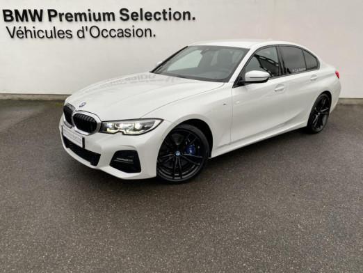 Occasion BMW Série 3 330iA 258ch M Sport 2020 Mineralweiss 49900 € à Metz