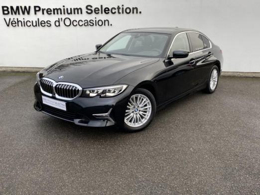 Occasion BMW Série 3 320dA 190ch Luxury 2020 Saphirschwarz 46900 € à Metz