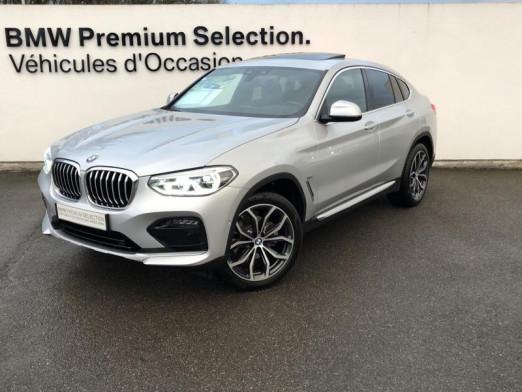 Occasion BMW X4 xDrive20d 190ch xLine Euro6d-T 131g 2020 Glaciersilber 59790 € à Metz