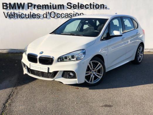 Occasion BMW Série 2 ActiveTourer 218d 150ch M Sport 2017 Alpinweiss 22990 € à Metz