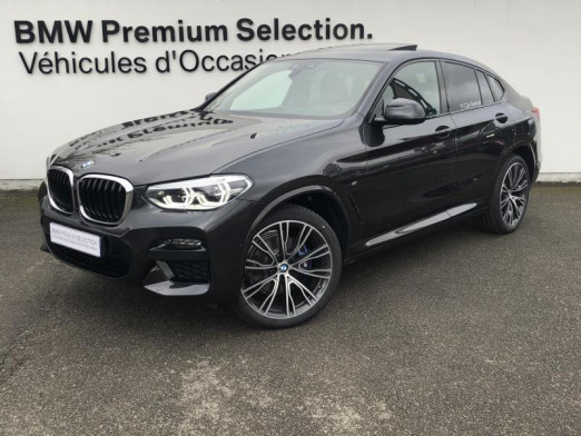 Occasion BMW X4 xDrive30d 265ch M Sport Euro6d-T 2020 Sophistograu 76000 € à Metz