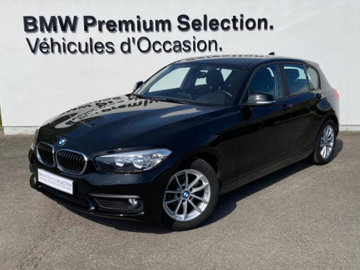 Occasion BMW Série 1 116dA 116ch Business 5p 2017 Schwarz 18990 € à Metz