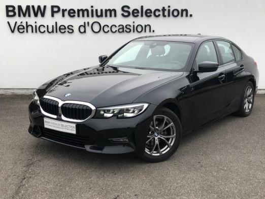 Occasion BMW Série 3 318dA 150ch Edition Sport 2019 Saphirschwarz 34990 € à Metz