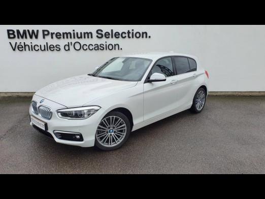 Occasion BMW Série 1 118iA 136ch UrbanChic 5p Euro6d-T 2019 Mineralweiss 23990 € à Metz