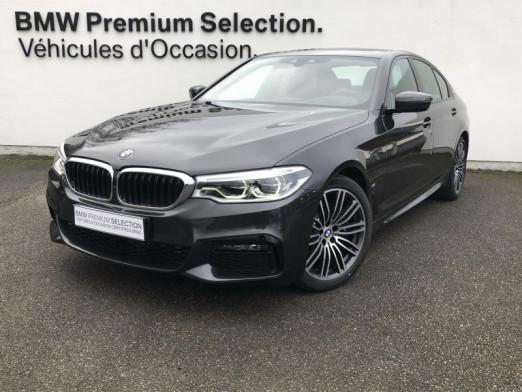 Occasion BMW Série 5 530eA 252ch M Sport Steptronic Euro6d-T 2020 Sophistograu 63900 € à Metz