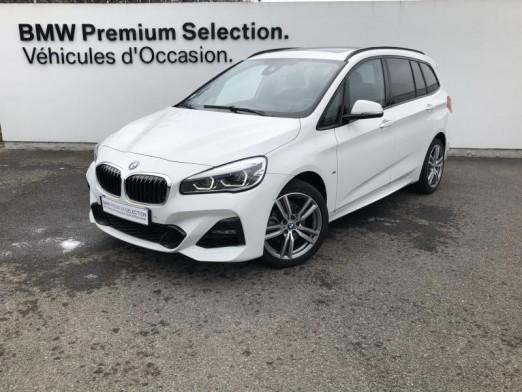 Occasion BMW Série 2 Gran Tourer 218iA 140ch M Sport DKG7 2019 Blanc 29900 € à Metz