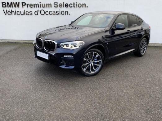 Occasion BMW X4 xDrive30d 265ch M Sport Euro6d-T 2020 Carbonscwharz 70900 € à Metz