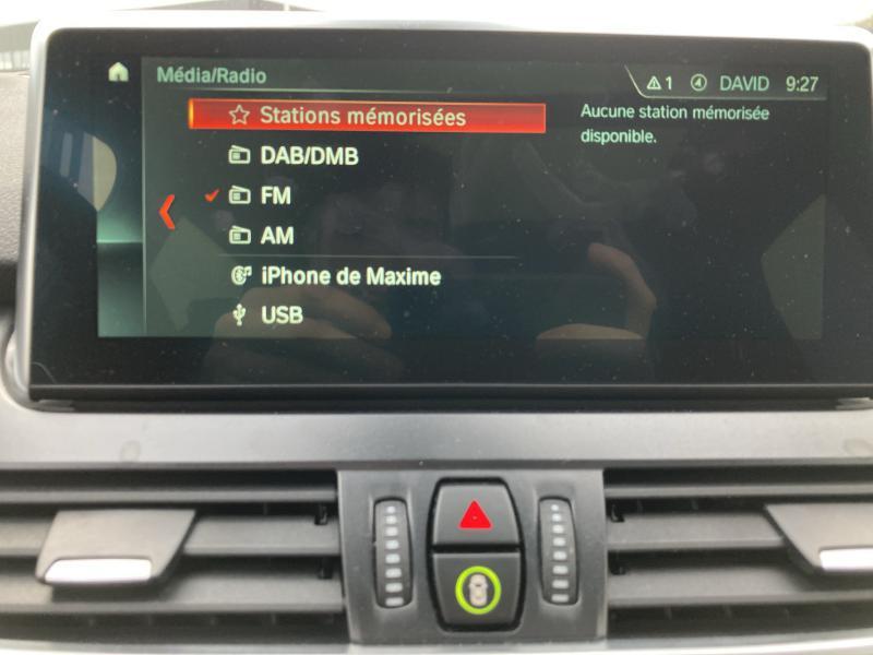 Occasion BMW Série 2 ActiveTourer 218dA xDrive 150ch M Sport 2020 Blanc 43900 € à Metz