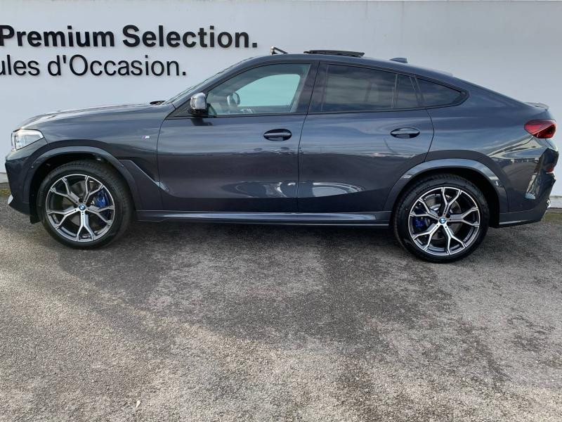Occasion BMW X6 xDrive 30dA 265ch M Sport 2020 Articgrau 104500 € à Metz