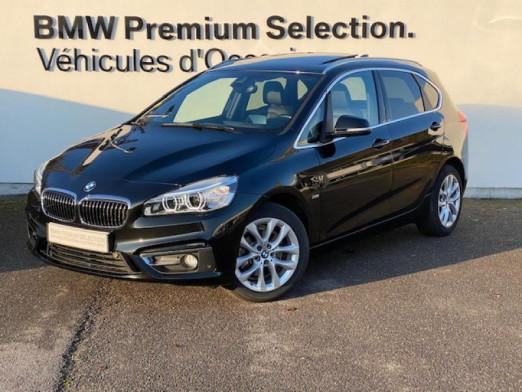 Occasion BMW Série 2 ActiveTourer 218dA 150ch Luxury 2017 Saphirschwarz 24490 € à Metz
