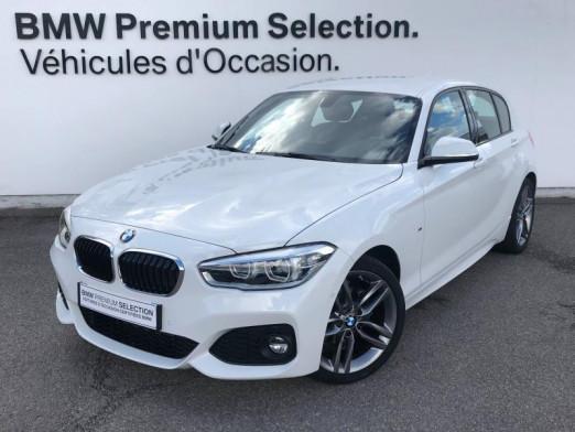 Occasion BMW Série 1 116i 109ch M Sport 5p 2017 Blanc 21480 € à Metz