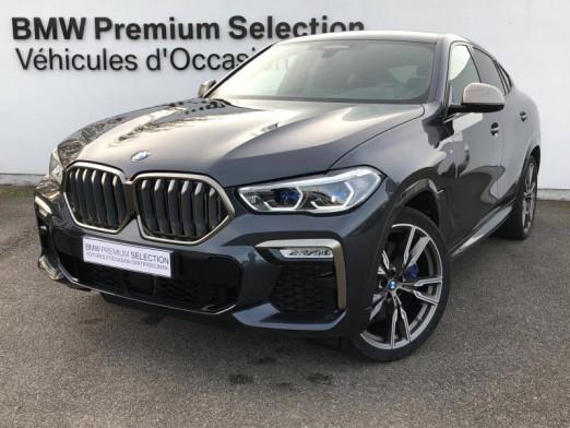 Occasion BMW X6 M50dA 400ch 2020 Articgrau 124900 € à Metz