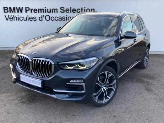 Occasion BMW X5 xDrive30dA 265ch xLine 2019 Articgrau 68990 € à Metz