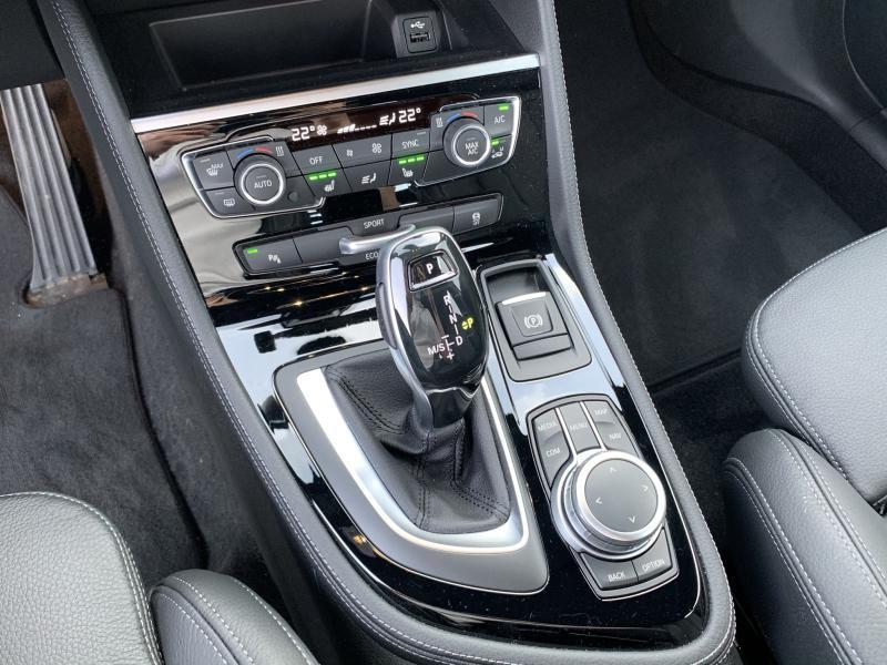 Occasion BMW Série 2 ActiveTourer 218iA 140ch Luxury DKG7 2020 Mineralgrau 36500 € à Metz