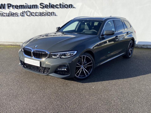Occasion BMW Série 3 Touring 320dA xDrive 190ch M Sport 2020 Dravitgrau 56900 € à Metz